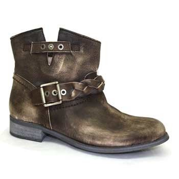 "Cordani ""Pueblo"" Brown Leather Boot"