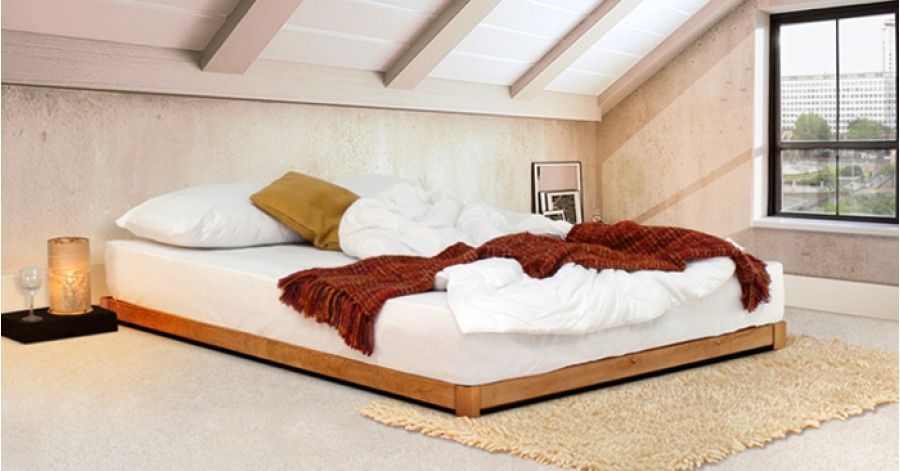 Low Loft Bed Space Saving Pacifica Home Furniture Bed Frame
