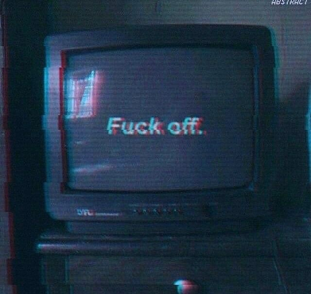 "Oliver Skywalker on Instagram: ""Cunt Credit: Abstract . . . . . . . . . . . . . #quotes #aesthetic #art #vhs #sad #love #grunge #photooftheday #vaporwave #synthwave #vinyl…"" #grungeaesthetic"