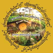Make YES! Happen   Journey Through Middle Earth Part 1: Escape the Shire Virtual Race