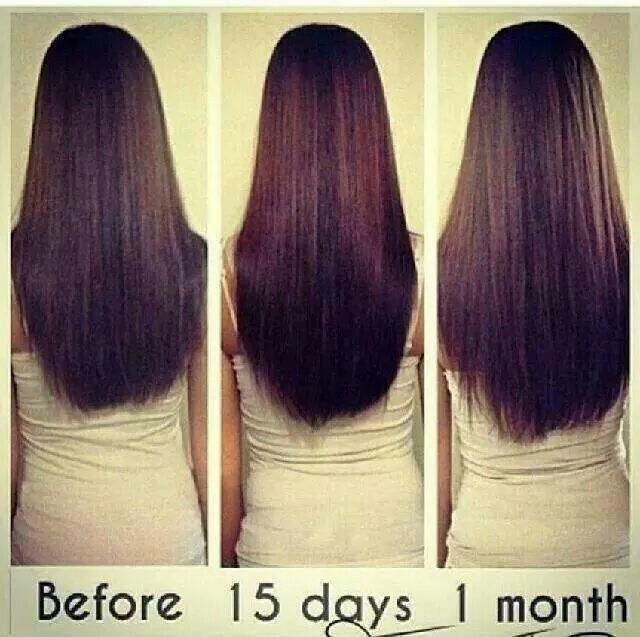 It Works~ Hair, Skin Nails~ Great 1 month results! http ...