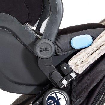 Car Seat Adapter Single - UPPAbaby® (Mounting Bracket) BJ90124 ...