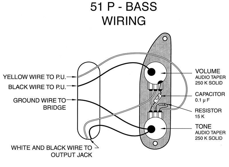 precision b wiring - Yahoo Image Search Results | b ... on
