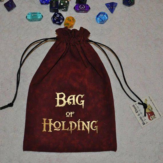 Bag of tricks 5e