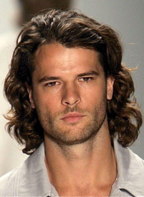 Mens Long Hair Curly Hairstyles Mens Long Hairstyles Inspiration Menshairstyles Hairstyles Long Hair Styles Men Men S Long Hairstyles Haircuts For Men