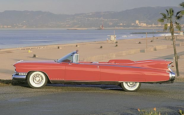 General Motors Archive Photos | The 1950s Golden Eara of styling ended with Cadillac's largest model ...