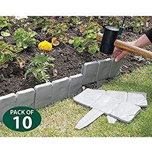 Amazon Co Uk Garden Border Edging Garden Outdoors In 400 x 300