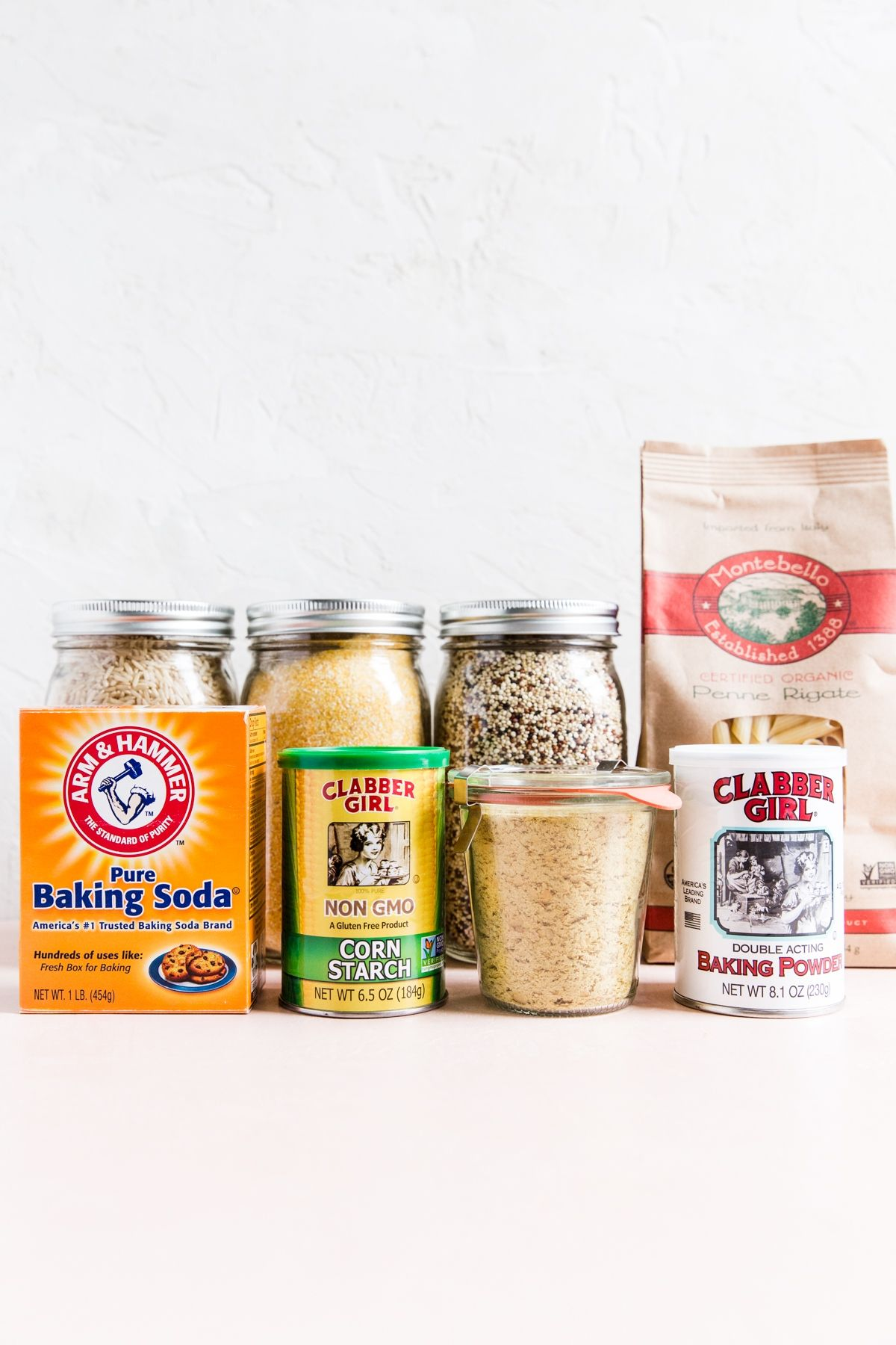 Pantry Essentials Dry Goods From Rice And Pasta To Nutritional