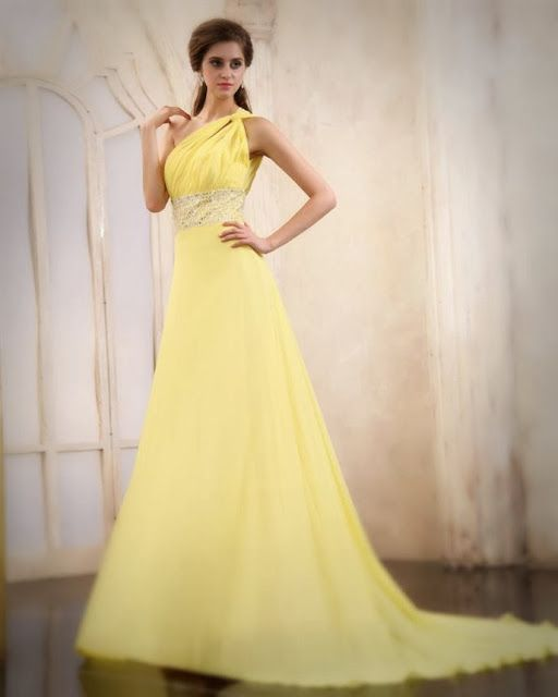 Yellow Prom Dresses Under 100 Dollars