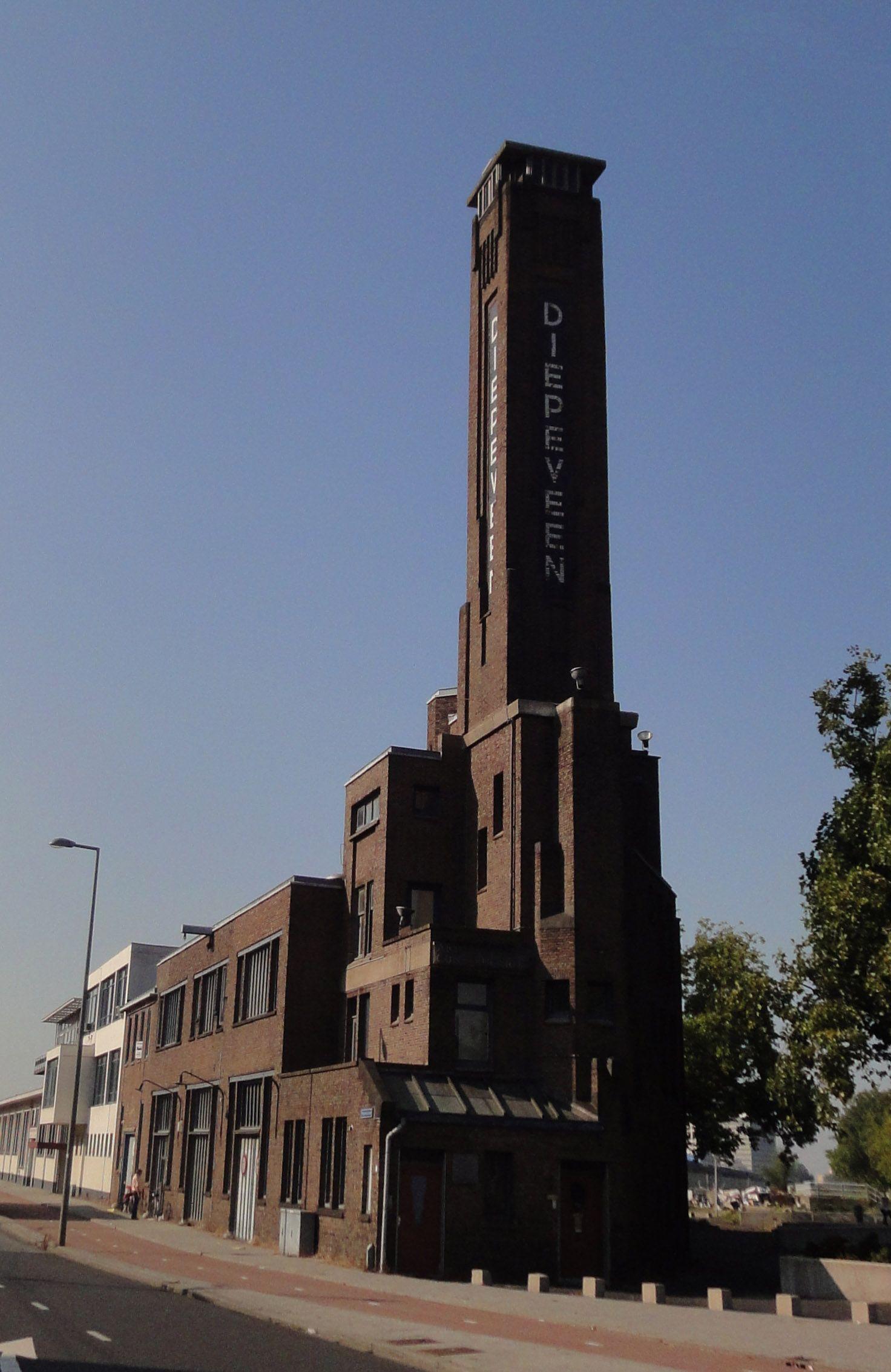 Voormalig kantoor diepeveen in rotterdam monument architecture - Kantoor deco ...