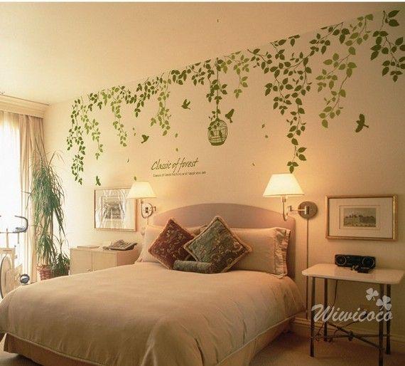 I\'d love this wall decal in a nursery. | Nursery/Kids room ...