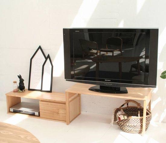テレビ台や机として使える Loton ロットン 2wayテレビボード インテリア 家具 インテリア テレビ台