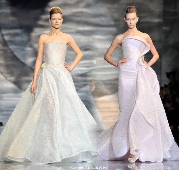 Wedding Dress Armani
