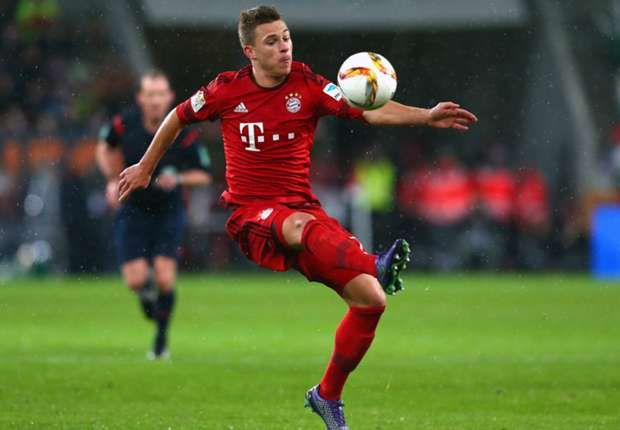 Kimmich Bayern The Perfect Club For Me Sports Xabi Alonso