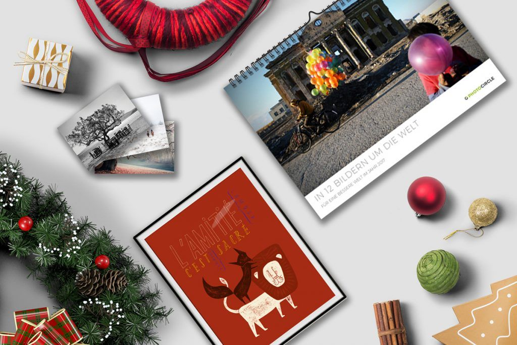 Weihnachtsgeschenke mit Sinn und Ästhetik! 15% Rabatt auf alle ...