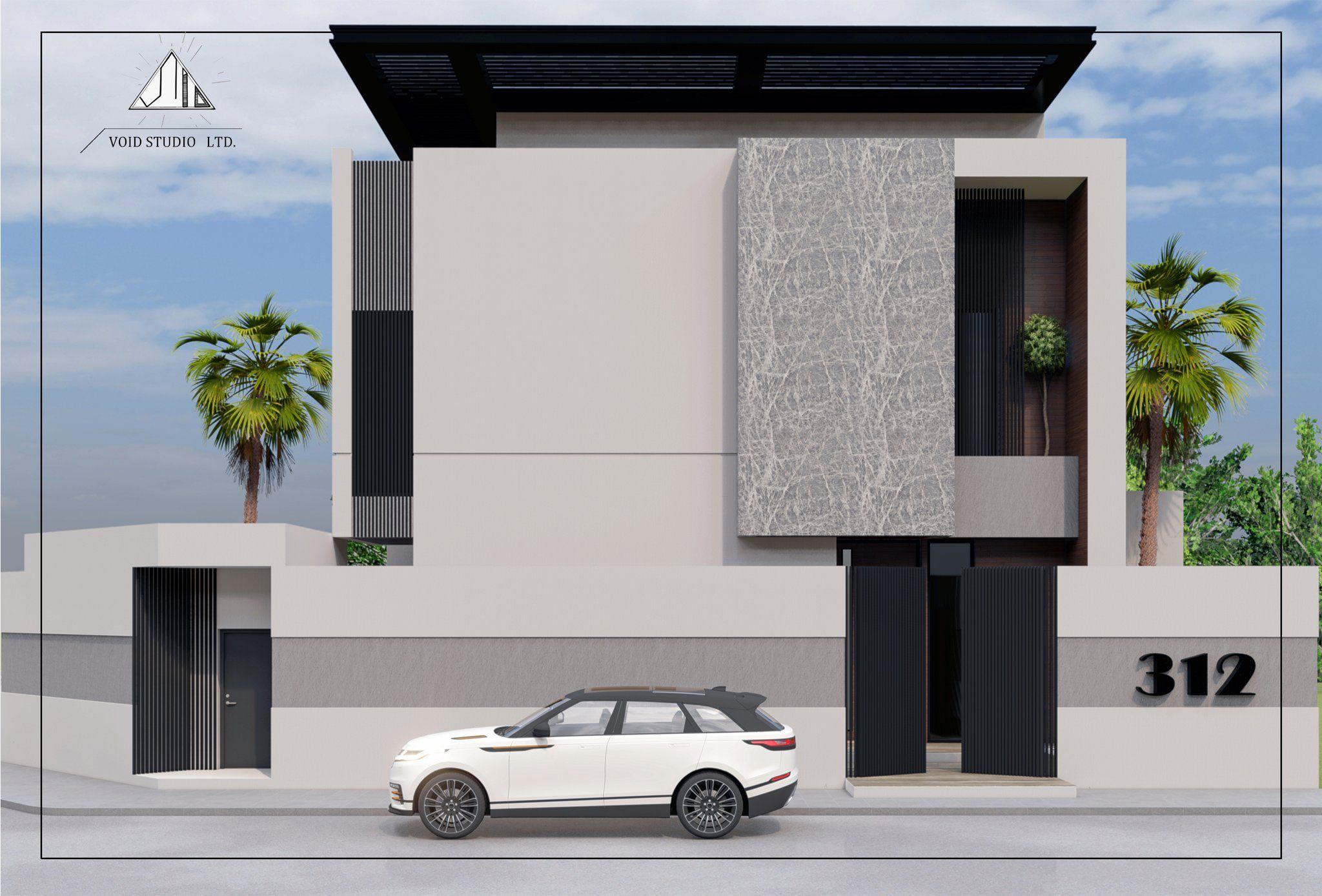 Pin By Marja Al Yami On واجهات خارجية Architecture Facade Flat Screen