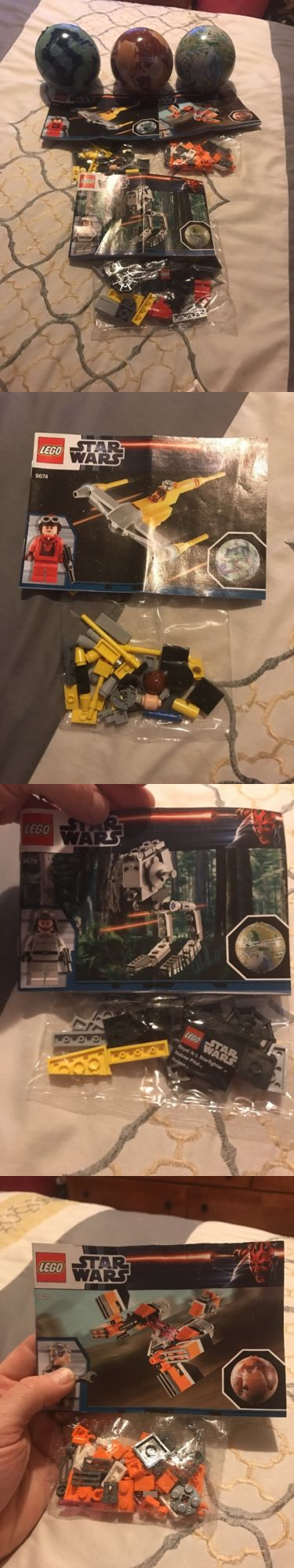 Instruction Manuals 183449 Lego Star Wars 9679 Buy It Now Only