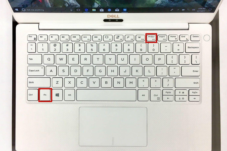How To Take A Screenshot On A Windows Pc Take A Screenshot