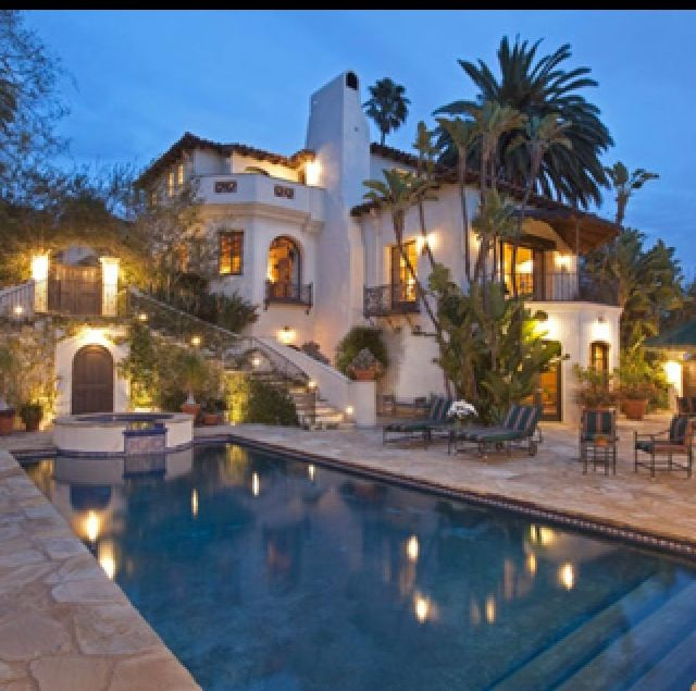 Mediterranean Revival Designs Curated By Los Angeles: Home - House Design