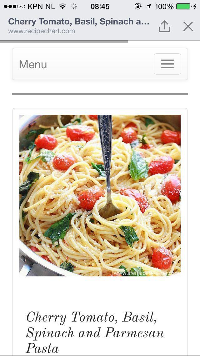 Yammy pasta