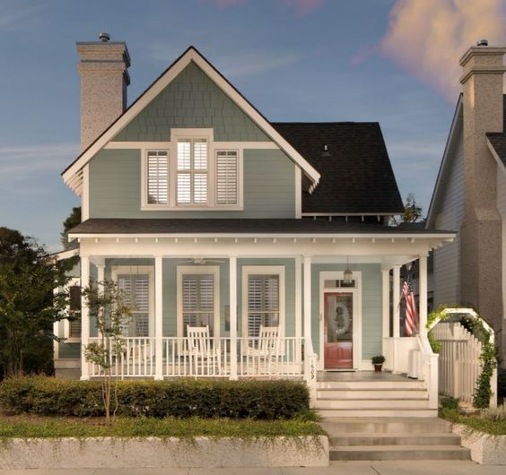 East Beach Cottage (11361) House Plan (11361) Design from Allison ...
