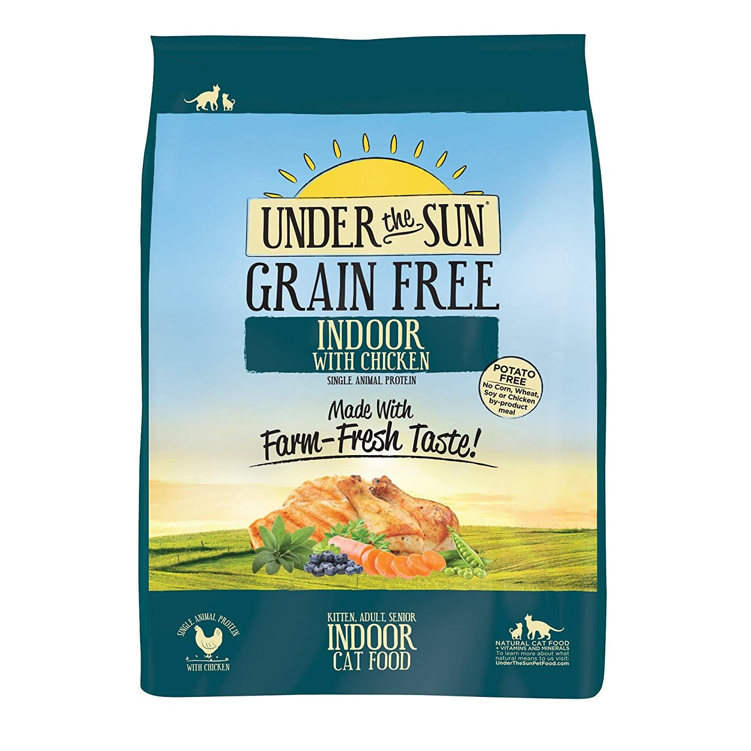 Under The Sun Grain Free Cat Food * To view further for