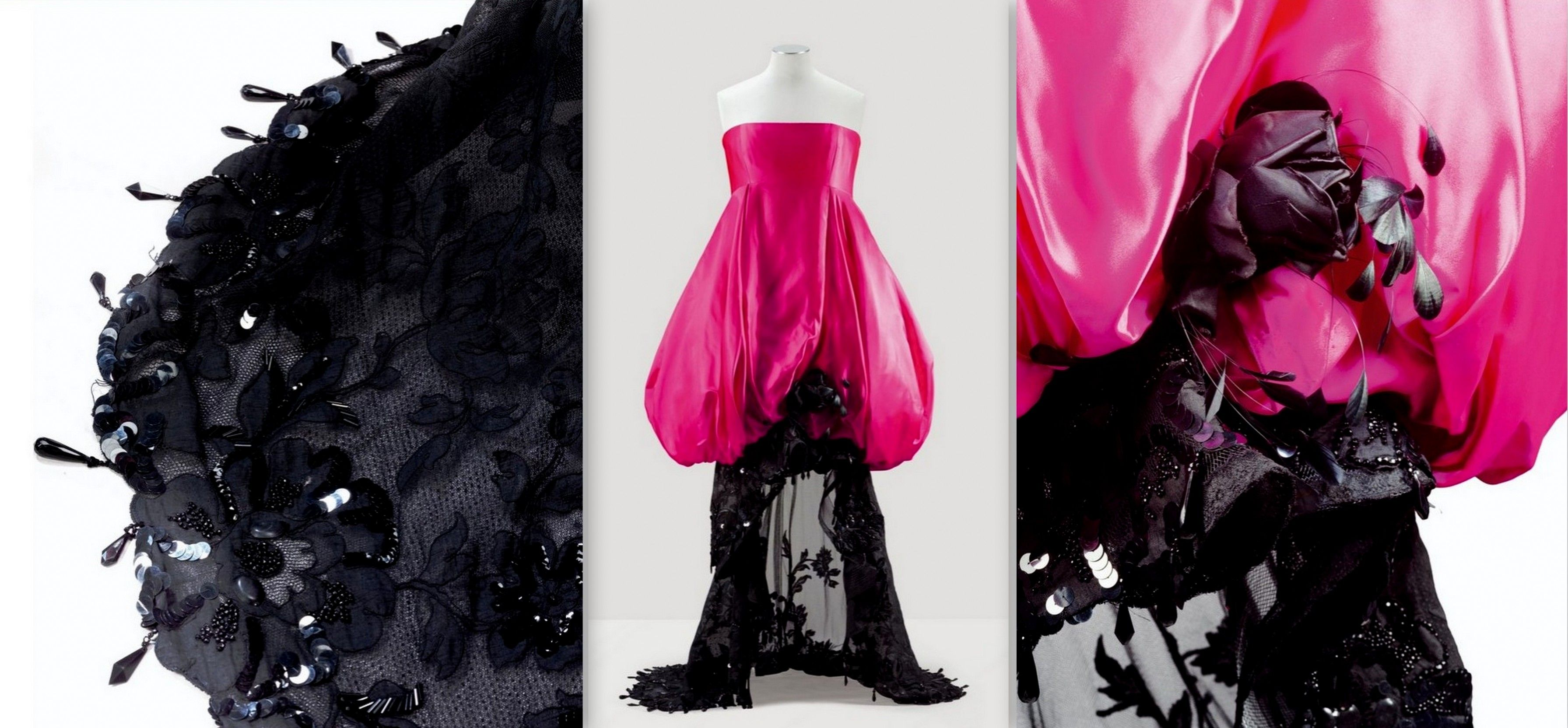 1992 Christian Dior Boutique par Gianfranco Ferré, A SHOCKING-PINK ...