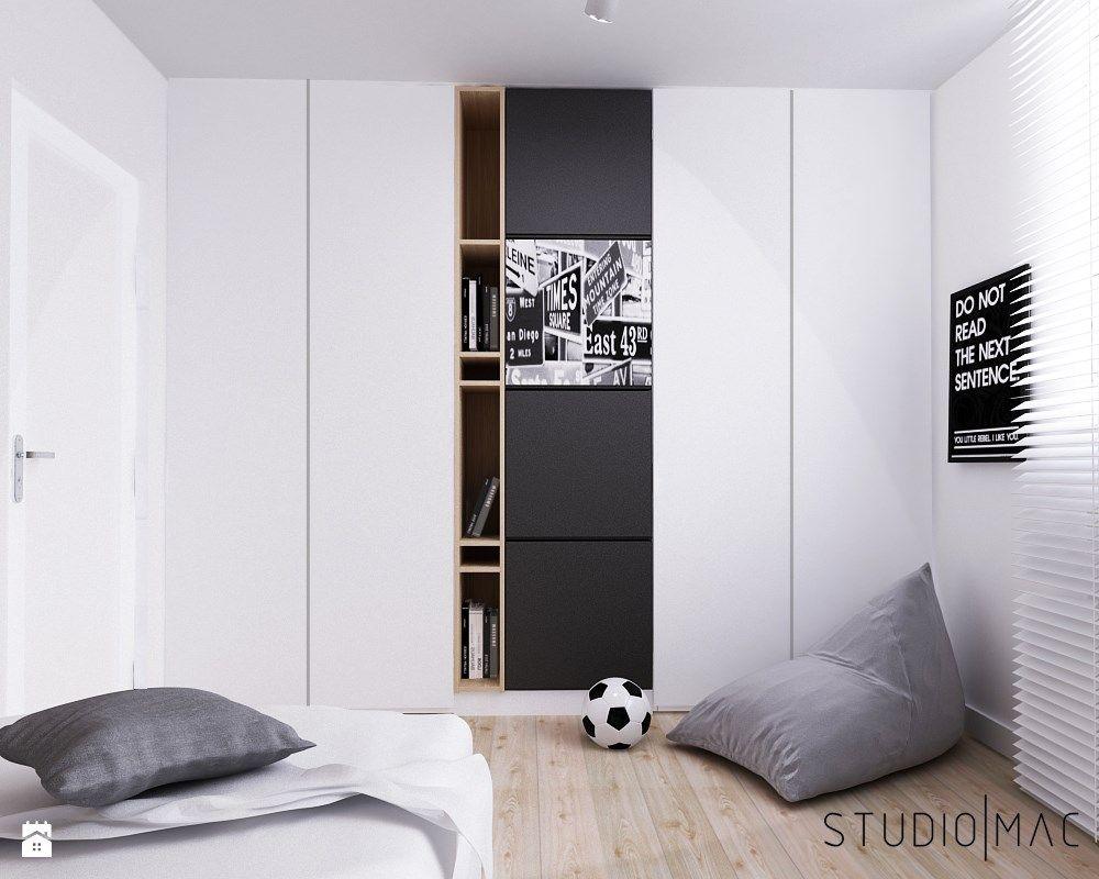 Pok j dziecka styl nowoczesny zdj cie od studio mac for Schlafzimmer jugendliche
