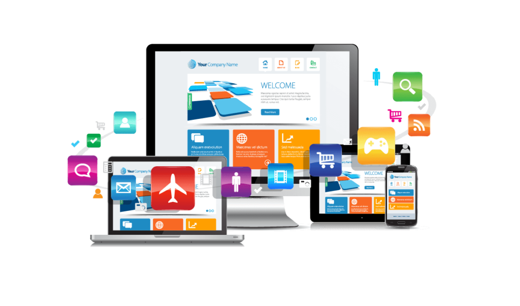 Jasa Desain Website Terpercaya Di 2020 Desain Web Desain Website