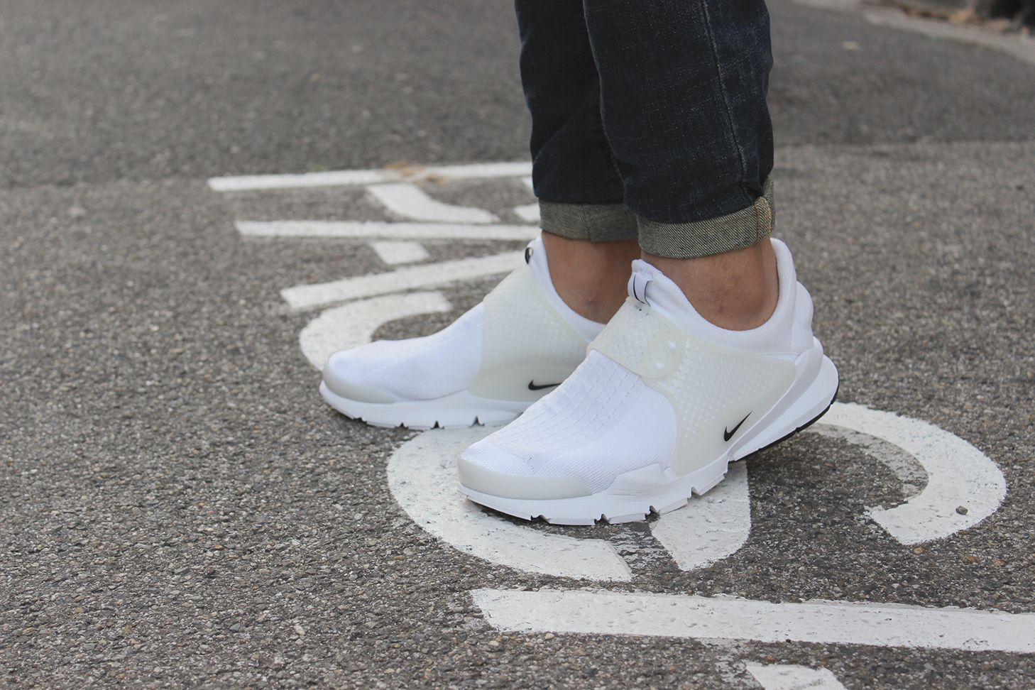 Nike sock dart white independence day pack sneakers addict