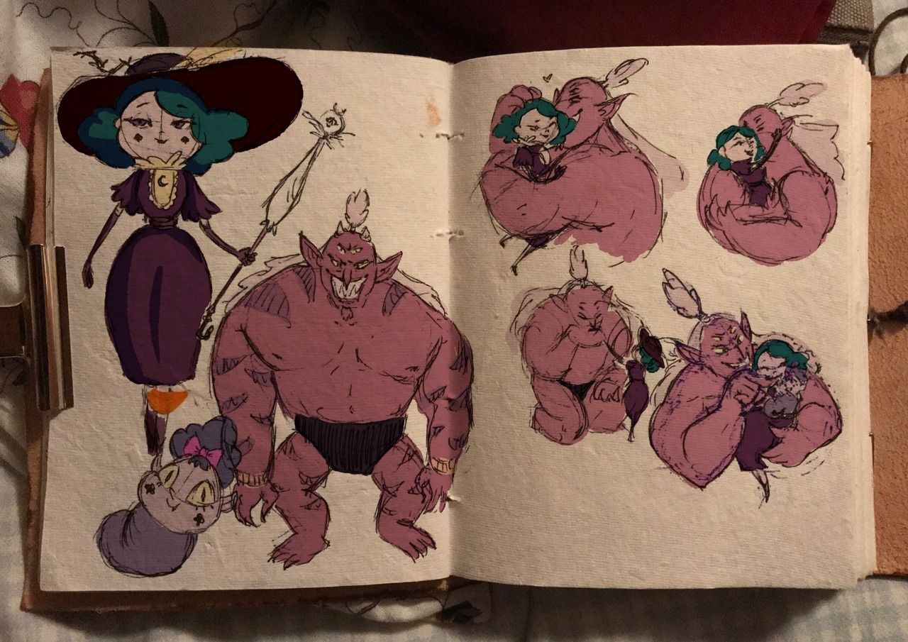 Eclipsa And Globgor Tumblr Star Vs The Forces Of Evil Star Vs The Forces Force Of Evil