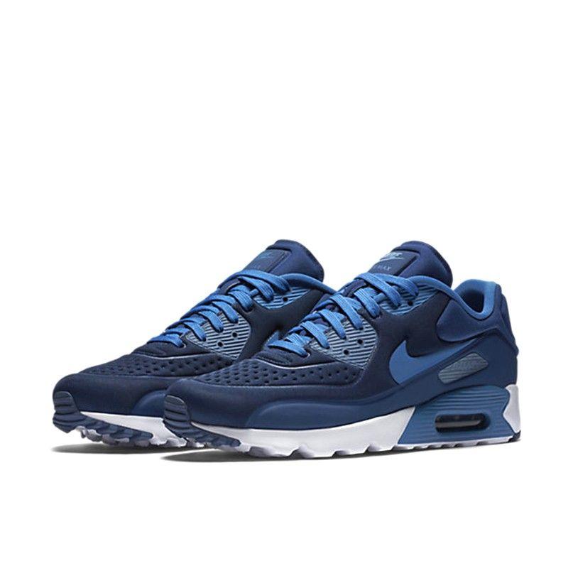 detailed look 52eee c43f7 online cheap Nike Air Max 90 Ultra SE Men s Shoe Coastal Blue Ocean Fog