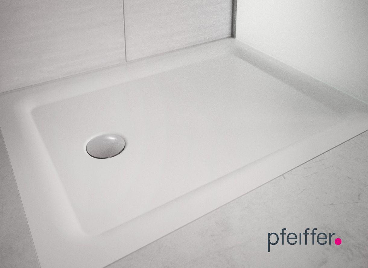 aquamaster flex50 bodengleiche duschtassen aus mineralwerkstoff