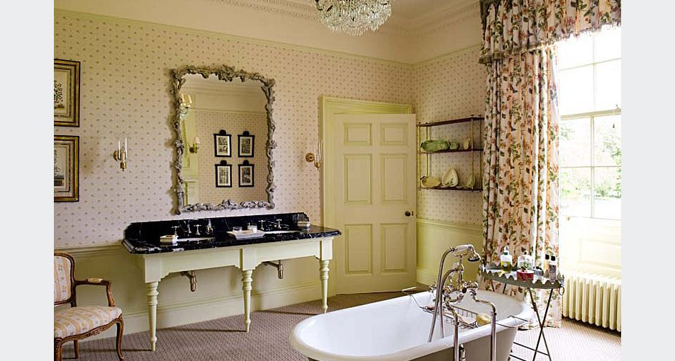 Country house restoration projects