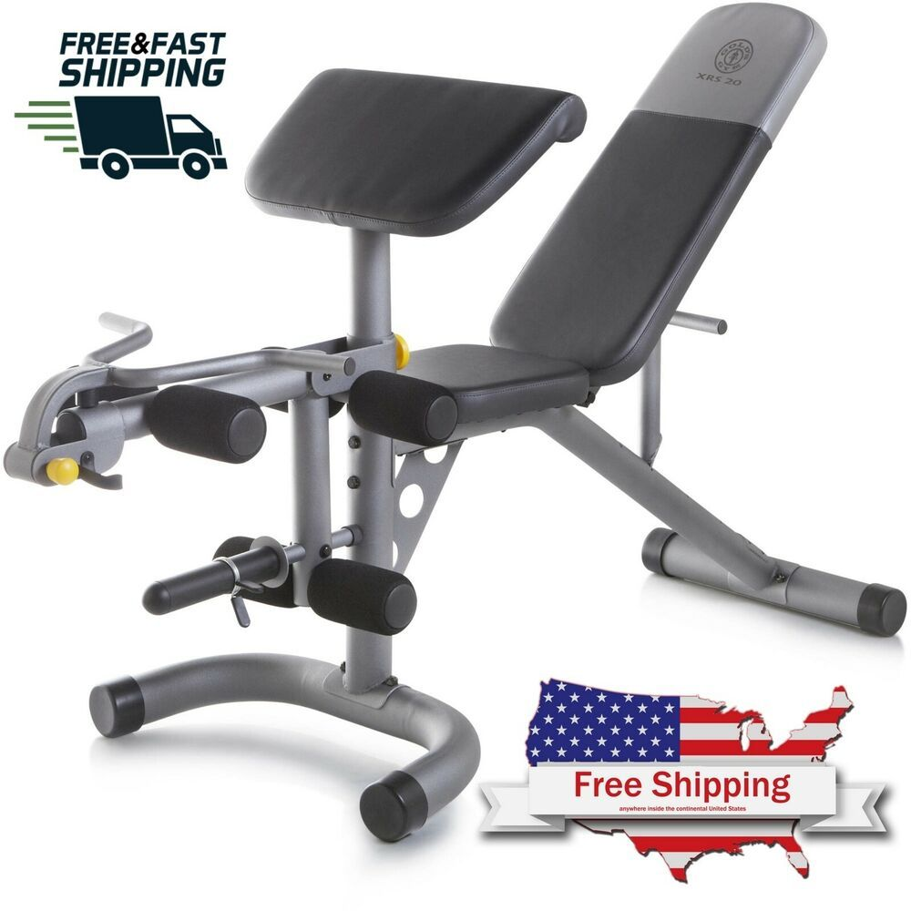 Professional Adjustable Multiple Workout Bench Incline