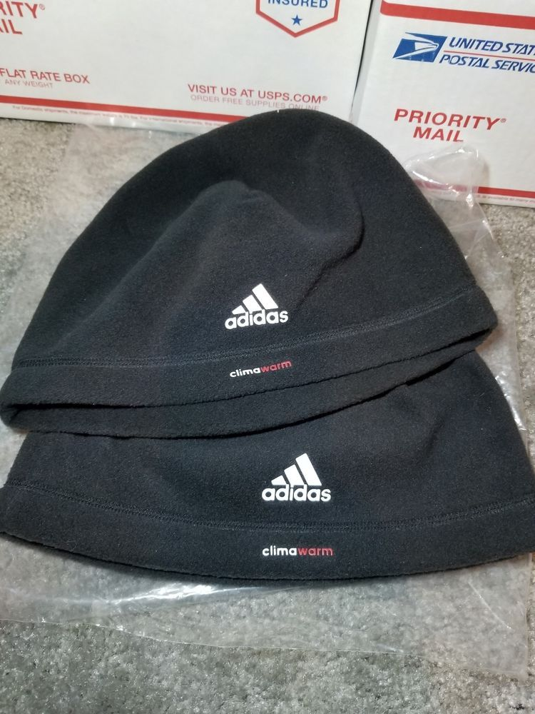 3a4a3cd3c Adidas Climawarm Fleece Beanie A645 Polyester 2 pack #fashion ...