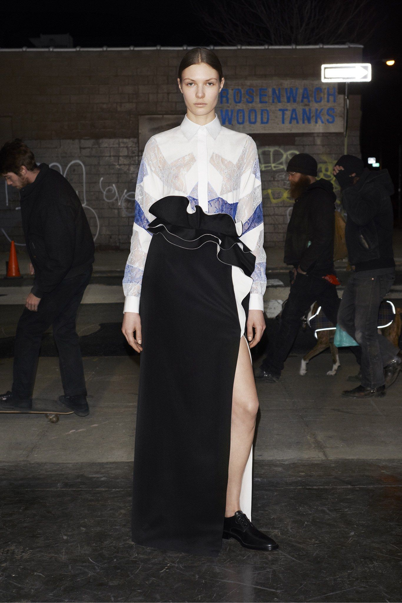 Givenchy Pre-Fall 2013 Collection Photos - Vogue