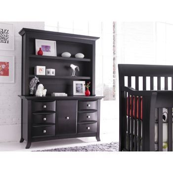 Costco: Metro - Changing Dresser with Hutch   Nursery Ideas   Pinterest