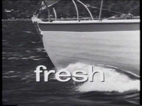 Gillette razor 1962 TV Commercial - YouTube   Memories -- A walk