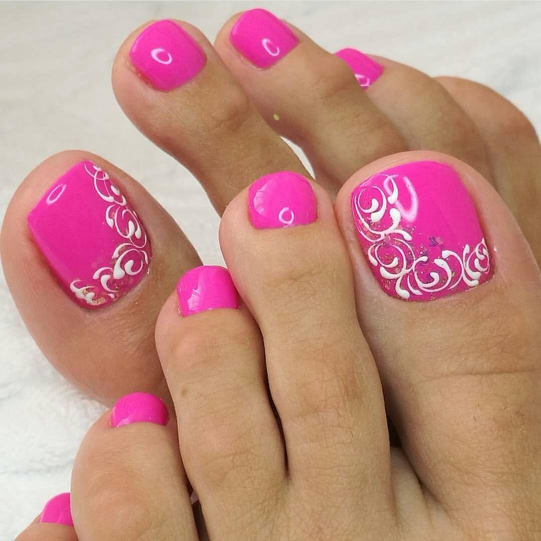 Nice toenails   Nail design   Pinterest   Pedicures, Toe and Toe ...