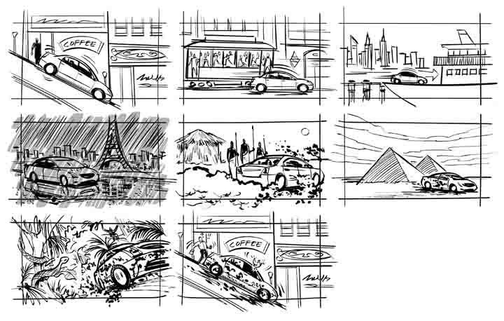 Comic Storyboard  Buscar Con Google  Layouts