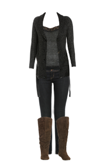 WetSeal.com Runway Outfit:  Elena Gilbert 4x6 by Skatergirl126. Outfit Price $78.25