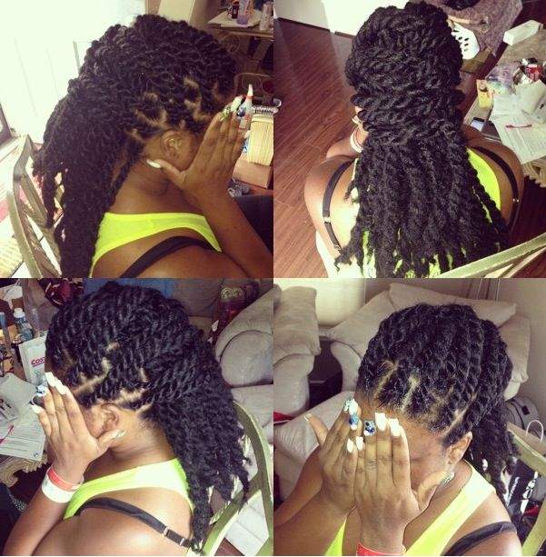 protective styles with marley hair best 25 twist styles ideas on 7079