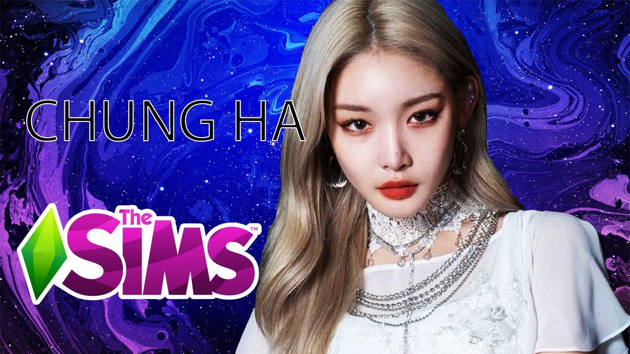 Sims 4 Chung Ha Korean Idol Cas Cc Download Korean Idol Sims 4 Sims