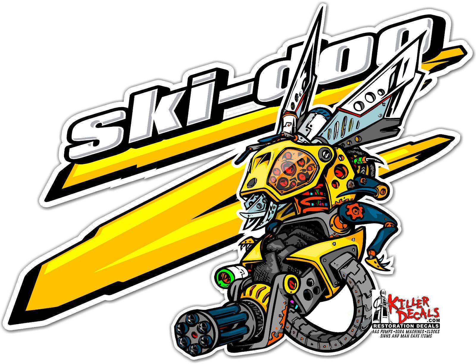 8 49 skid 7 right 12 skidoo ski doo snowmobile rev