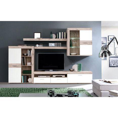 Popular Moderne Wohnw nde sind luftig und geradlinig konzipiert u ein dekorativer Blickfang im Wohnzimmer Entdecken Sie die Wohnwelten von M BEL BOSS