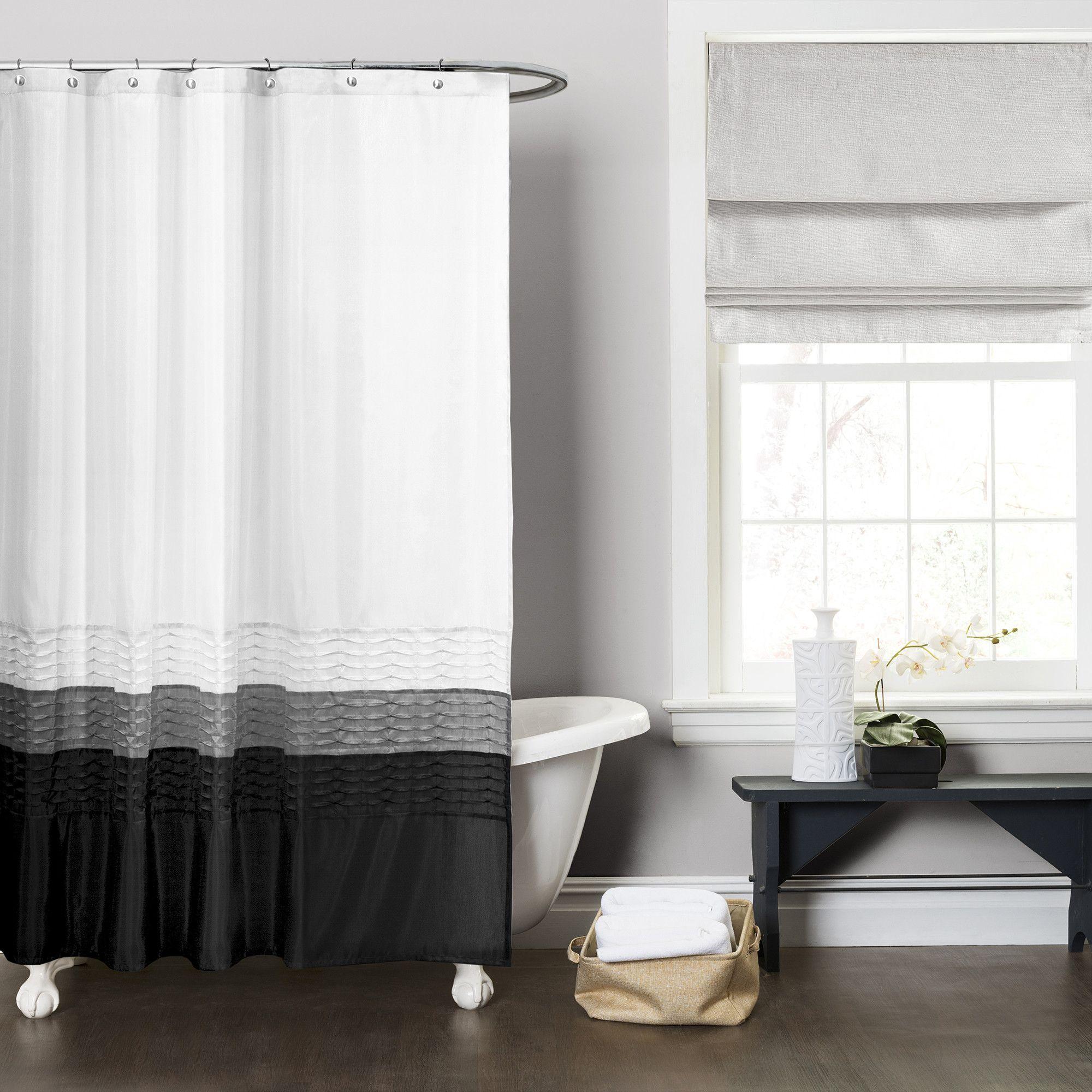Elegant Shower Curtain mia shower curtain | elegant shower curtains