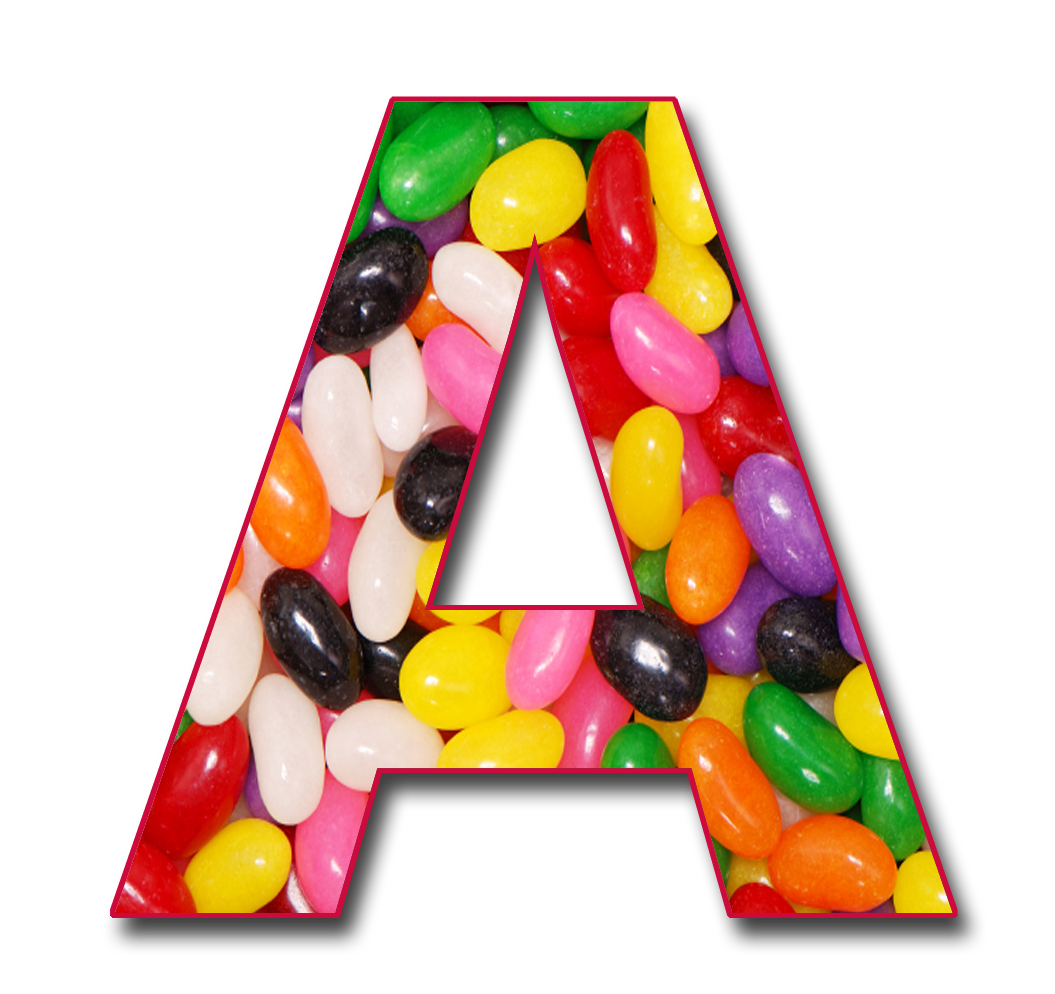 Scrapbook Alphabet Jelly Beans Png Free Scrapbook Alphabet Letters Lettering Alphabet Jelly Beans Easter Prints