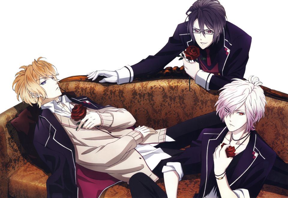 I want that couch.... -Diabolik Lovers