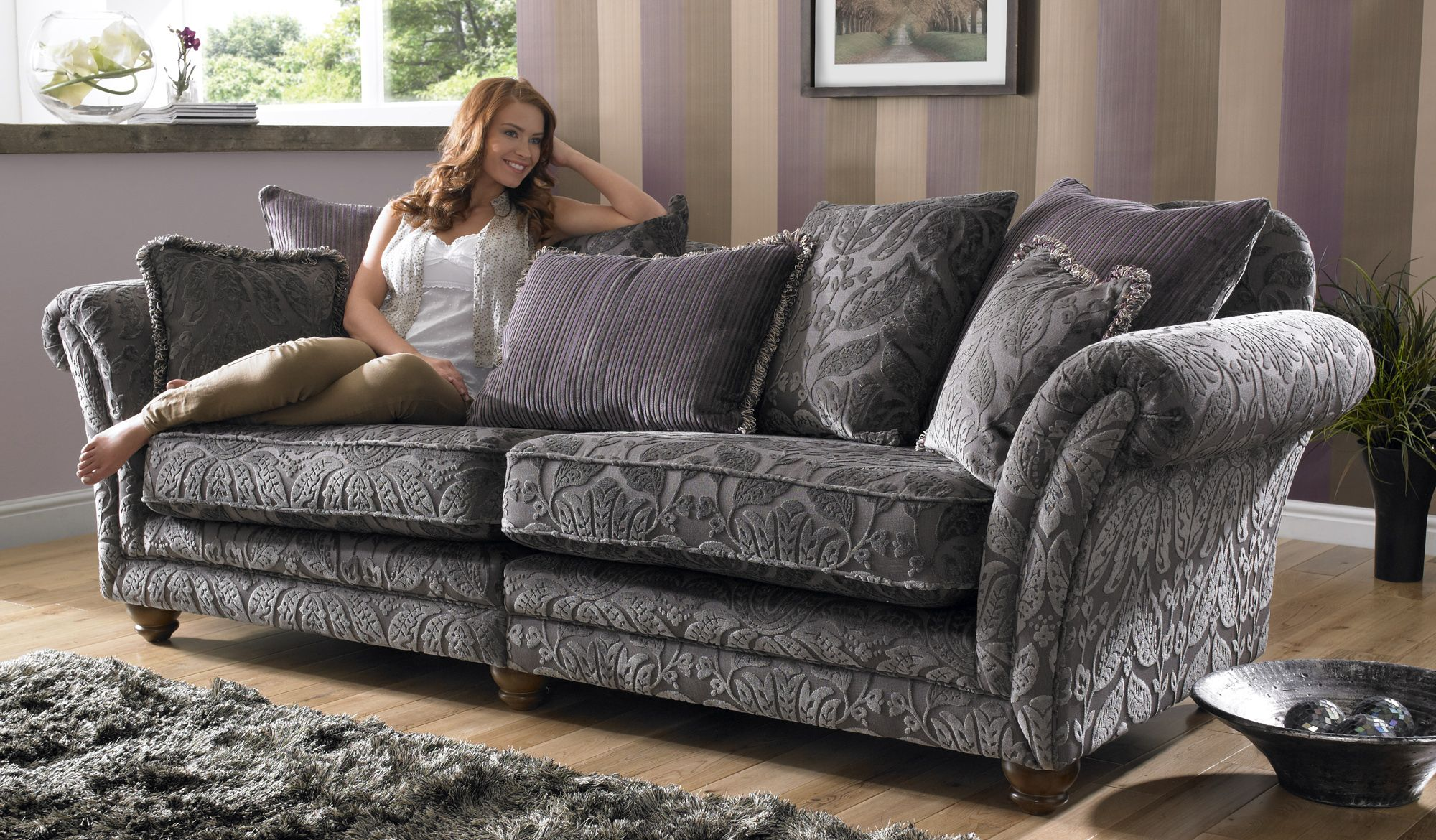check out the steeler sofa from sofaworks! | home decor: living